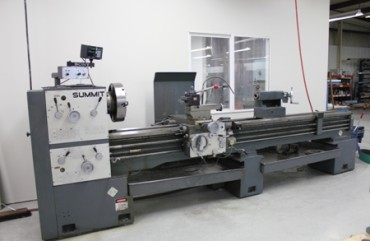 Summit Lathe