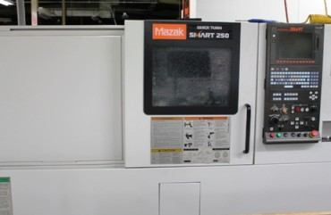 mazak quickturn 250