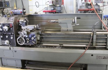 sharp lathe